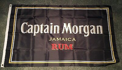 Captain Morgan Flag 3'x5'