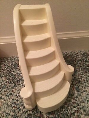 Mattel Fisher Price Loving Family Grand Mansion Dollhouse Replacement Staircase