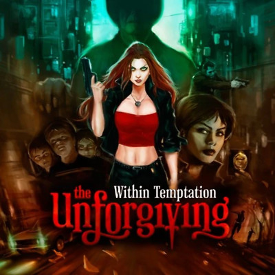 Within Temptation - Unforgiving, The (Euro.) - CD - New