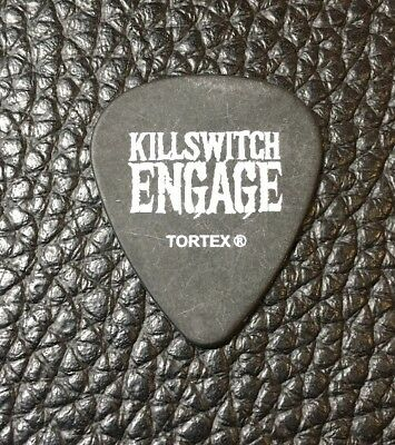 Guitar Pick - Killswitch Engage - Real Tour Guitar Pick