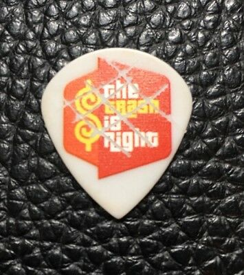 Guitar Pick - Killswitch Engage - Real Tour Guitar Pick Stage Used!