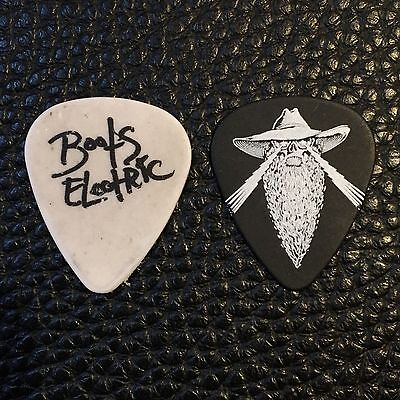 Eagles Of Death Metal - Jesse Hughes & Dave Catching 2016 Used Guitar Pick Set
