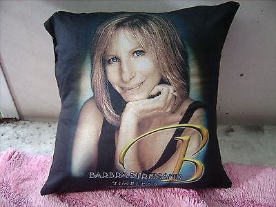 Barbara  Streisand      Cushion 16 Inch/ 40 Cm