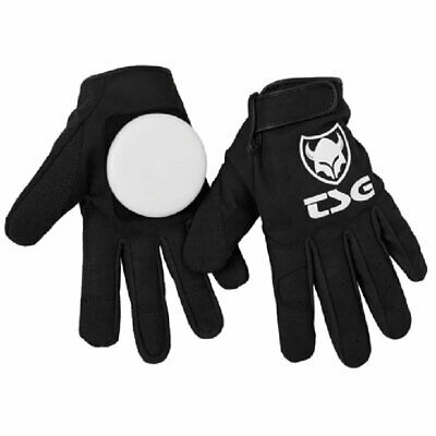 TSG Worker Skateboard Slide Gloves - Black