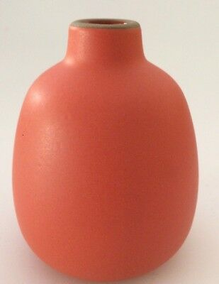Heath Ceramic Single Stem Bud Vase Poppy Pottery Discontinued