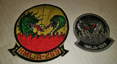 United States Marine Corps helicopter squadron patch