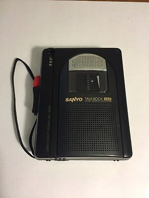 Sanyo Standard Cassette Dictating Product TRC-960C