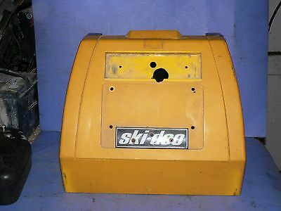 Read Broken Ski Doo Plastic Rear Seat Tool Box Oly  Olympique Free Shipping