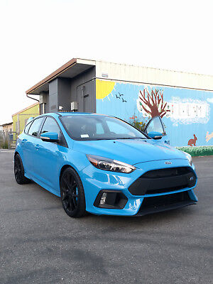 2016 Ford Focus RS 2016 Ford Foucs RS