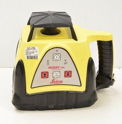 (66821) Leica Rugby 100 Rotating Laser Level