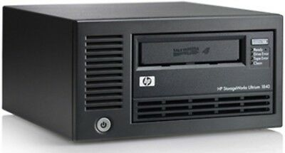 HP Storage Works  LTO4  Ultrium 1840  External Tape Drive  SCSI