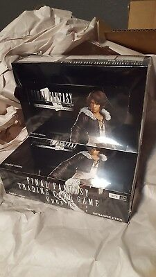 Final Fantasy Trading Card Game OPUS 2 Booster Box FACTORY SEALED