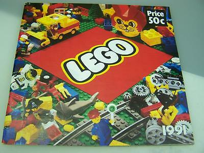 Lego catalogue brochure 1991 50 pages                                 1942