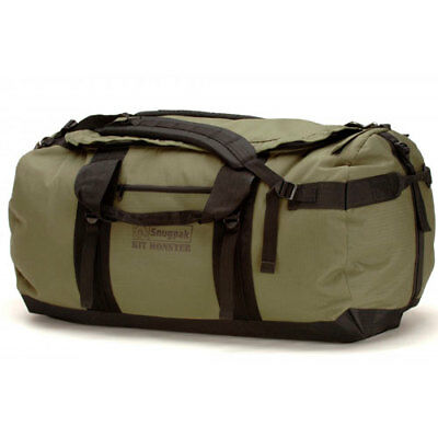 Snugpak Kit Monster 120 Unisex Luggage Gear Bag - Olive One Size