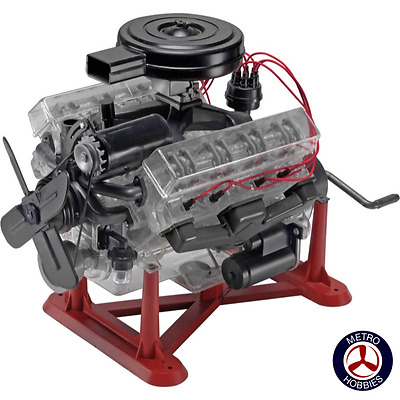 Revell 1/4 Visible V8 Engine REV-8883 Brand New