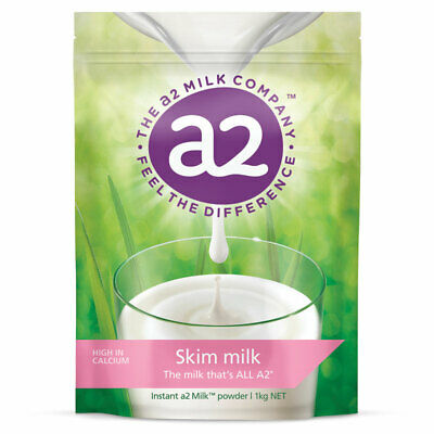 A2 Milk Powder Skim 1kg