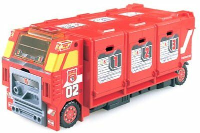 Tomica Hyper Rescue No. 2 Special Rescue Support Vehicles/Japan New