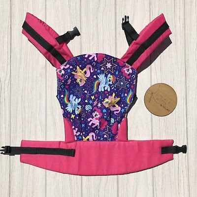 Doll Carrier- Mini Soft Structured Carrier - My Little Pony