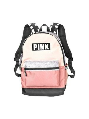 NWT Victoria's Secret PINK Campus Backpack Book bag Cocoon and Perfectly Pink