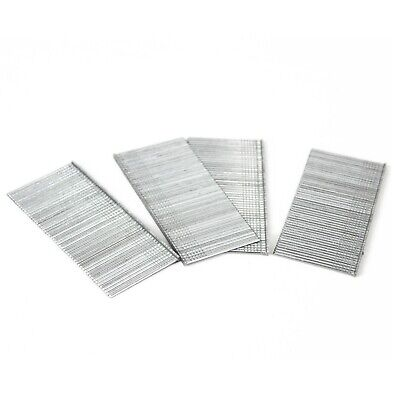 "meite 18 Gauge Brad Nails 1-1/2"" galvanized 5000 pcs/ Box (2 Boxes)"