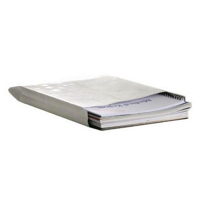 Q-Connect Gusset C4 Envelopes Peel and Seal 120gsm White (Pack of 125) KF02890