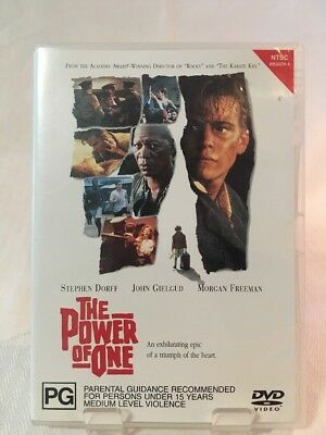 The Power Of One (DVD, 2002)