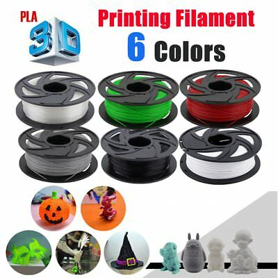 3D Printer Filament PLA 1.75mm 1kg/Roll Multiple Colours 300M MakerBot ProX RO