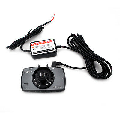 Mini USB Dash Cam 10 Foot 12V to 5V Hardwire Fuse Kit for G1W G1WS A119 A119S