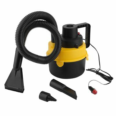 Portable Handheld Powerful12V Vehicle Auto Wet & Dry  Car Vacuum Cleaner RR
