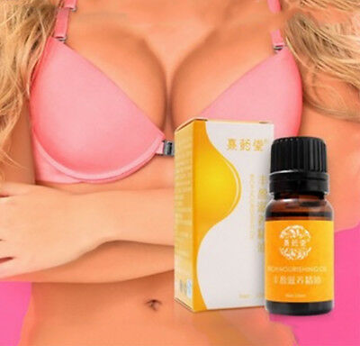 Womens Natural Essence Oil Breast Cream Enlarge Growth Enhancer Lifting LS