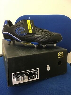 Optimum Inferno Rugby Boot Size 11
