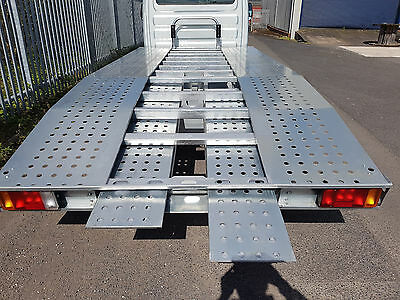 Galvanized/ Light Weight/ Recovery Truck / Car Transporter Body Sapcote Design.