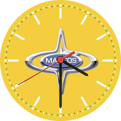 Marcos Motor Adornment Wall Clock