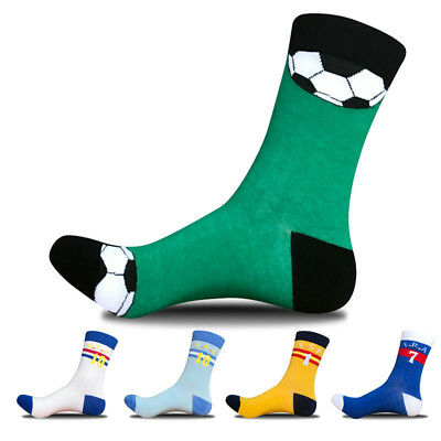 5pairs Mens Athletic Socks Sports Casual Breath Cotton Ankle Middle Tube Dress