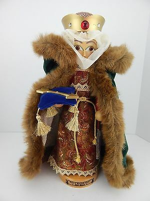 Steinbach Nutcracker Maid Marion S1825 Signed #1184/7500 Good Condition