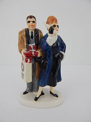 Dept 56 The Original Snow Village Shopping with Todd & Margo New #4043911 SV