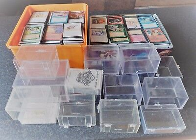 HUGE collection of 1990's Magic the Gathering collectable cards