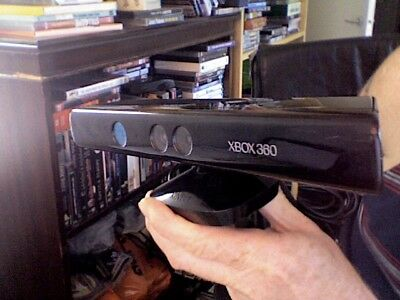 Xbox 360 Kinect Sensor . Used. Un-boxed. Tested. See details