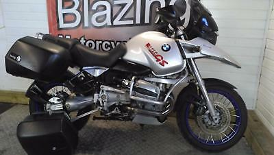 BMW R 1150gs gs 1150 tourer abs luggage motorcycle