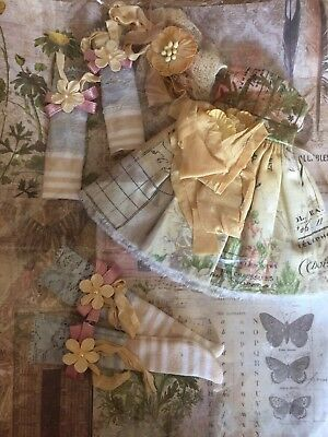 **Beautiful Outfit For BLYTHE**Shabby Chic***NEW**