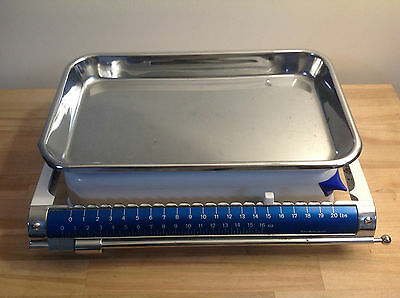 Vintage Kitchen Scales Lbs & Oz Measurements Made In West Germany,  Collectable
