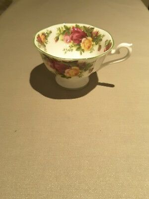 Royal Albert Old Country Roses Cup Made In England