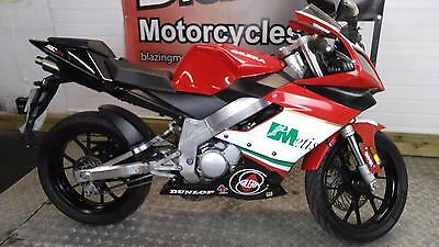 Gilera SC 125 sports bike,learner legal 2 stroke motorcycle