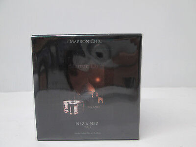 """ MARRON CHIC DE NEZ à NEZ - PARIS "" PROFUMO EDP 100ml SPRAY"