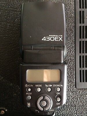 Canon Speedlite 430ex Flashgun, Great Condition