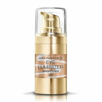 Max Factor Eye Luminizer Brightener 15ml - Choose Fair or Medium