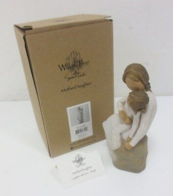 Willow Tree By Susan Lordi - Demdaco - Sitting Mother Daughter - Brand New Box *