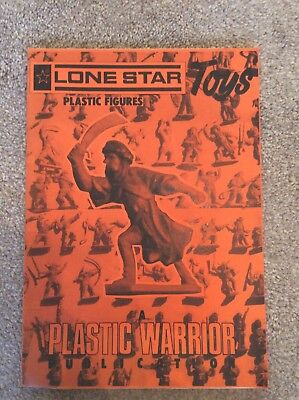 Illustrated Guide To Lone Star Plastic Figures Issued By Plastic Warrior 2004.