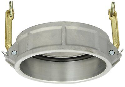 Dixon G600-DC-AL Aluminum A380 Global Type DC Cam and Groove Hose Fitting, Dust