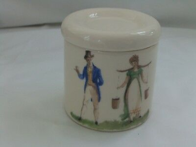 Fortnum and Mason cheese pot with lid